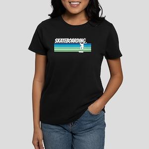 Retro 1970s Skateboarding T-Shirt
