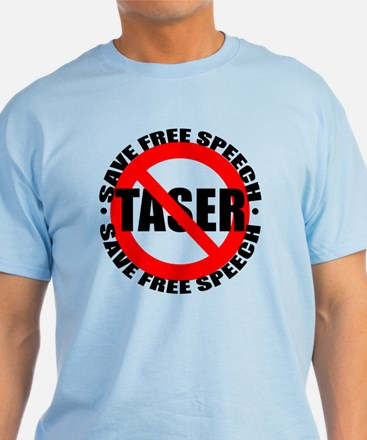 Say No to Tasers T-Shirt