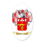 O'Hanrahan Oval Car Magnet