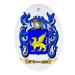 O'Hanraghty Oval Ornament