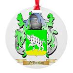 O'Hanlon Round Ornament
