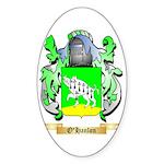 O'Hanlon Sticker (Oval)