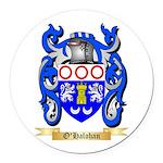 O'Halohan Round Car Magnet