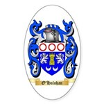 O'Halohan Sticker (Oval)