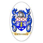 O'Halohan Sticker (Oval 50 pk)