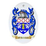 O'Halohan Oval Ornament