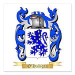 O'Halligan Square Car Magnet 3