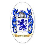 O'Halligan Sticker (Oval 50 pk)