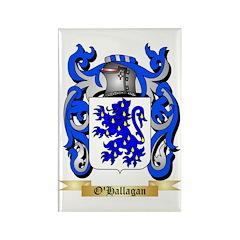 O'Hallagan Rectangle Magnet