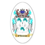 O'Hahessy Sticker (Oval 10 pk)