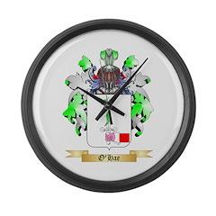 O'Hae Large Wall Clock