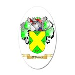 O'Guiney 20x12 Oval Wall Decal