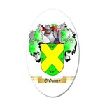 O'Guiney 35x21 Oval Wall Decal