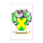 O'Guiney 20x12 Wall Decal