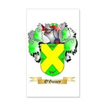 O'Guiney 35x21 Wall Decal