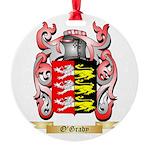 O'Grady Round Ornament
