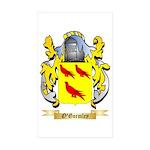 O'Gormley Sticker (Rectangle 10 pk)
