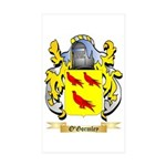 O'Gormley Sticker (Rectangle 50 pk)