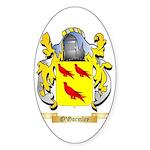 O'Gormley Sticker (Oval 10 pk)