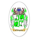O'Gogarty Sticker (Oval 10 pk)