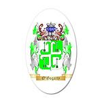 O'Gogarty 35x21 Oval Wall Decal