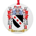 O'Glissane Round Ornament