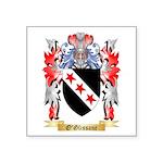 O'Glissane Square Sticker 3