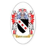 O'Glissane Sticker (Oval 10 pk)