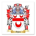 Ogles Square Car Magnet 3