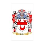 Ogles Sticker (Rectangle 10 pk)