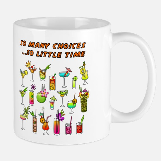 Flamingo Happy Hour Mugs