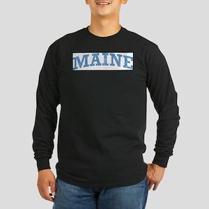 Vintage Maine Long Sleeve T-Shirt