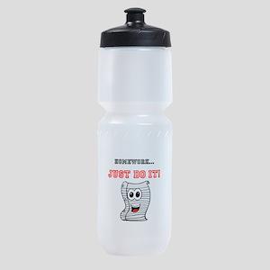 Homework Sports Bottle