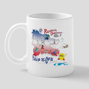 Quisqueya t-shirts Mug