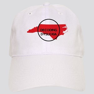 Decoding Dyslexia NC Baseball Cap