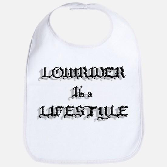 Lowrider It's a Lifestyle Bib