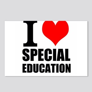 I Love Special Education Postcards (Package of 8)