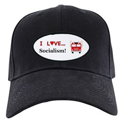 I Love Socialism Baseball Hat