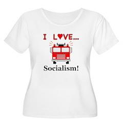 I Love Social T-Shirt