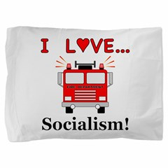 I Love Socialism Pillow Sham