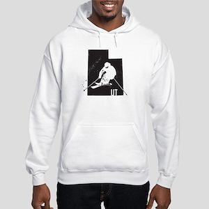 Ski Utah Hooded Sweatshirt