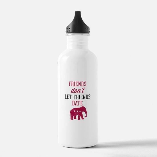 FDLFD Republicans Water Bottle