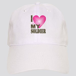 I love my soldier Cap