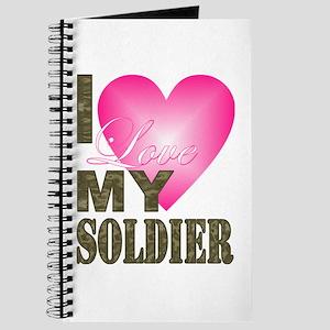 I love my soldier Journal