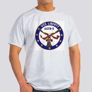 USS Liberty (AGTR 5) Light T-Shirt