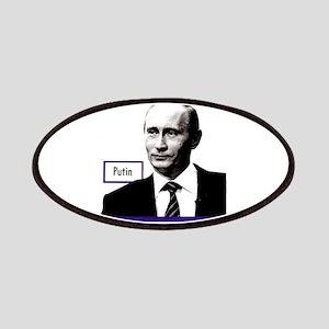 Vladimir Putin. This man is your FRIEND – P Patch