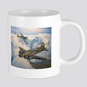 B-17 Shack Rabbit Mugs