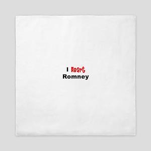 romney2 Queen Duvet