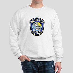 Santa Ana Police Sweatshirt