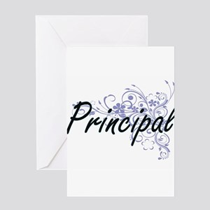 Education jobs greeting cards cafepress principal artistic job design with greeting cards m4hsunfo